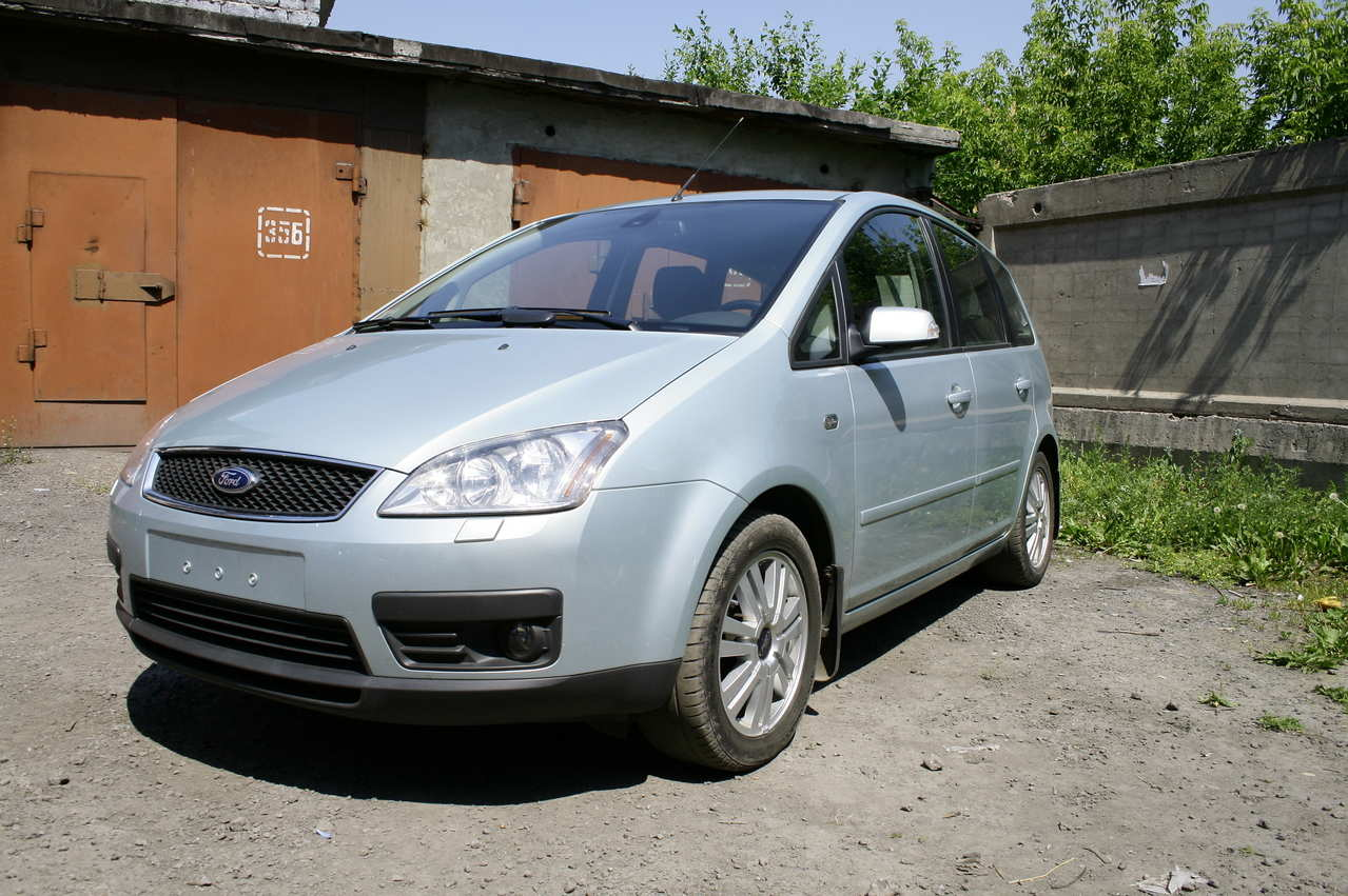 2004 ford c max pictures 2000cc gasoline for sale. Black Bedroom Furniture Sets. Home Design Ideas