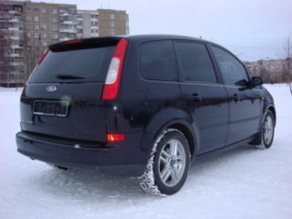 2005 ford c max pictures. Black Bedroom Furniture Sets. Home Design Ideas