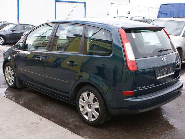 2005 ford c max pictures gasoline ff automatic for sale. Black Bedroom Furniture Sets. Home Design Ideas