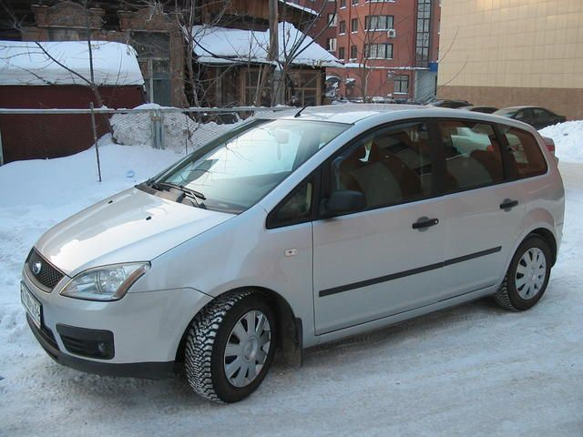 2006 ford c max pictures. Black Bedroom Furniture Sets. Home Design Ideas