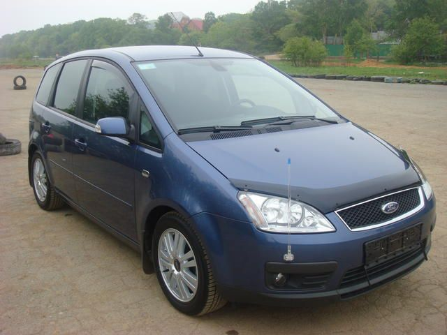 2006 Ford C Max For Sale