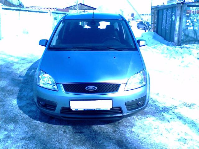 2006 ford c max pictures gasoline ff automatic for sale. Black Bedroom Furniture Sets. Home Design Ideas