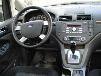 2007 ford c max pictures gasoline ff automatic for Interieur ford focus