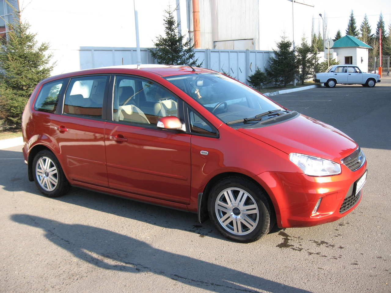 2008 ford c max pictures gasoline ff automatic. Black Bedroom Furniture Sets. Home Design Ideas