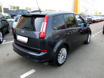 2008 ford c max photos 2 0 gasoline ff automatic for sale. Black Bedroom Furniture Sets. Home Design Ideas