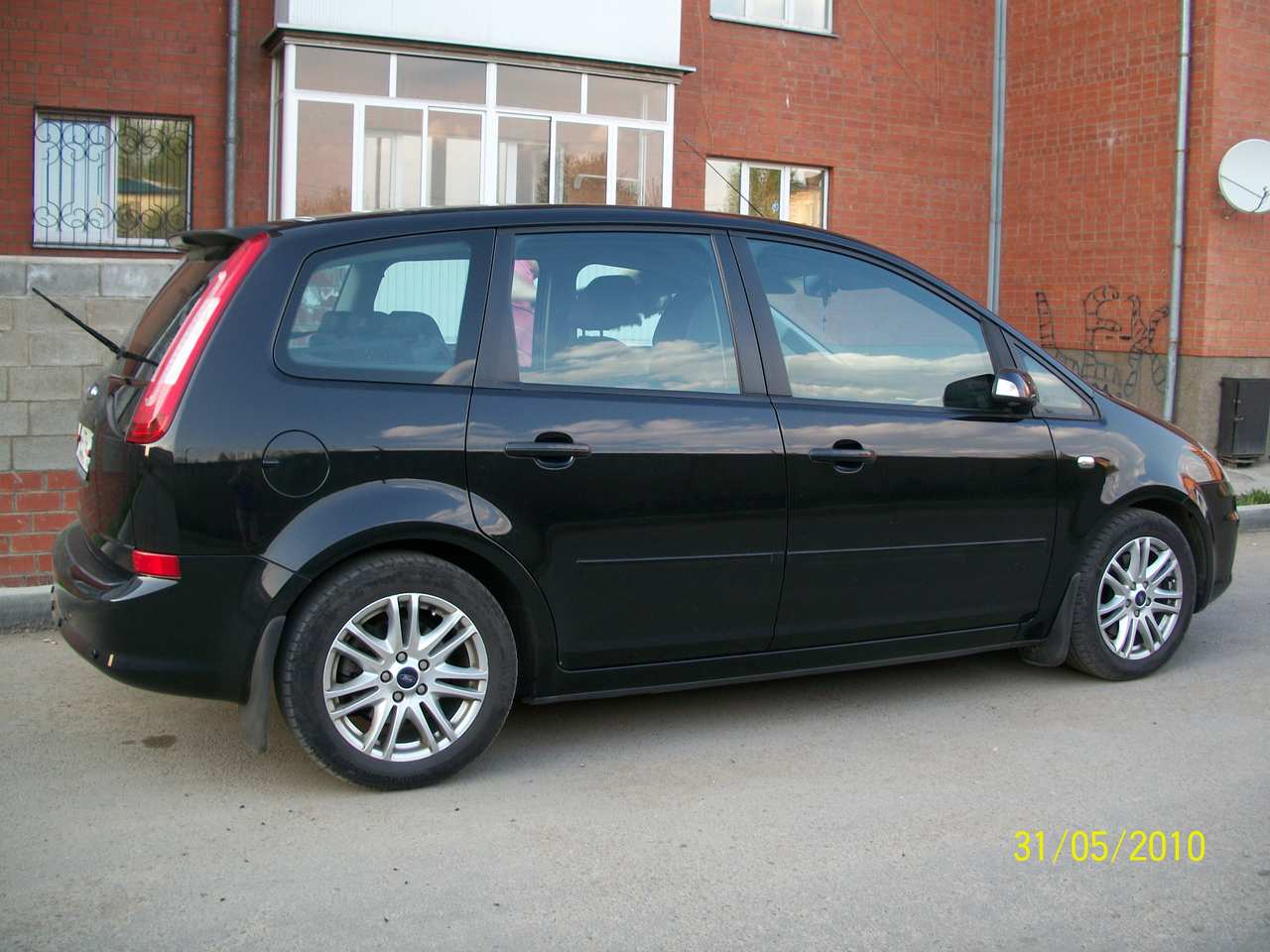 2008 ford c max pics 2 0 gasoline ff automatic for sale. Black Bedroom Furniture Sets. Home Design Ideas