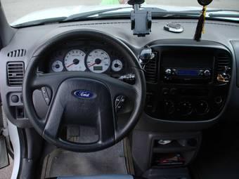Ford Escape A B