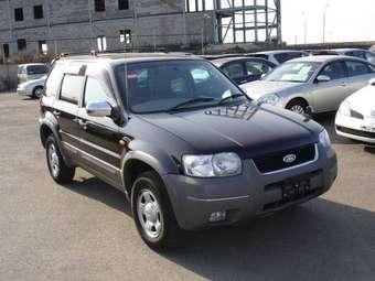 manual ford escape for sale