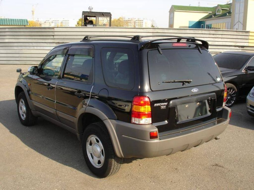 2002 Ford Escape Pictures 2000cc Gasoline Manual For Sale