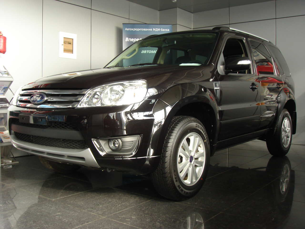 2009 FORD Escape Pictures, 2.3l., Gasoline, Automatic For Sale