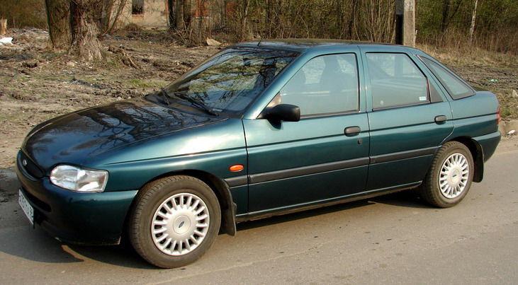 1998 ford escort specs 1998 ford escort specs