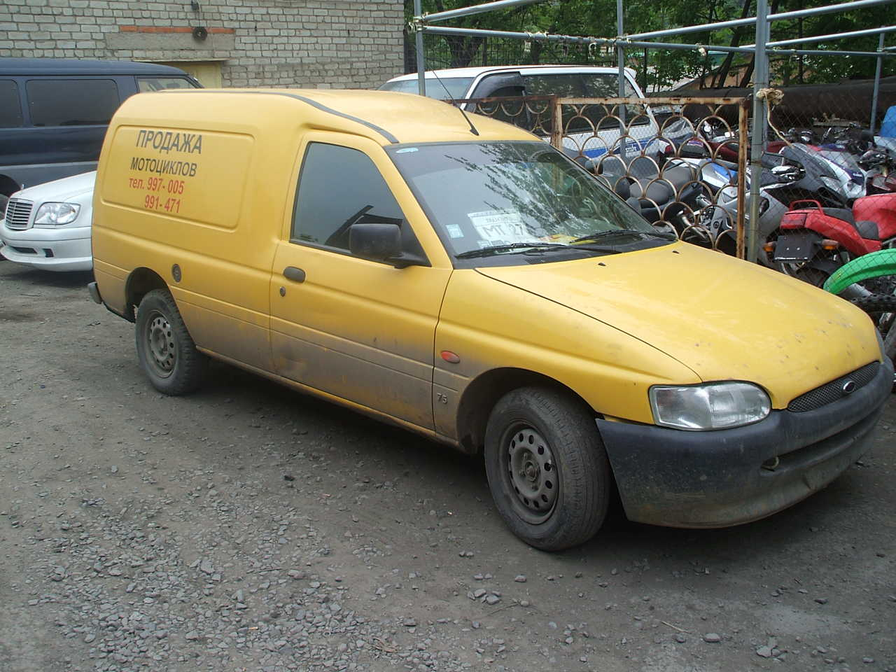 Replacement battery for 1995 ford escort