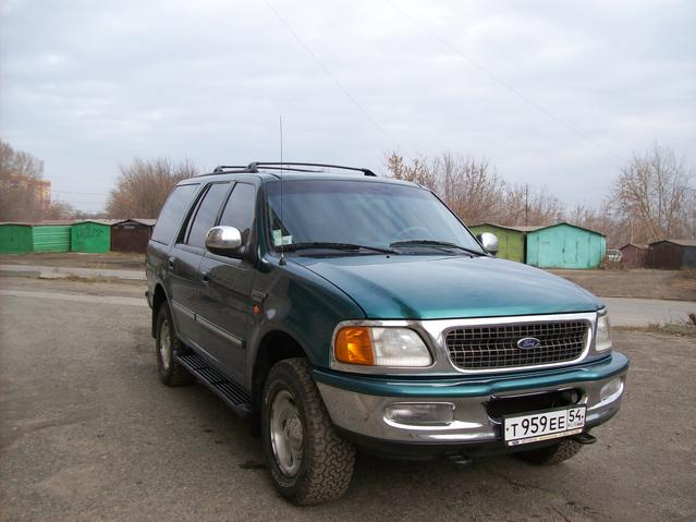 1998 FORD Expedition specs, Engine size 5.4, Fuel type ...