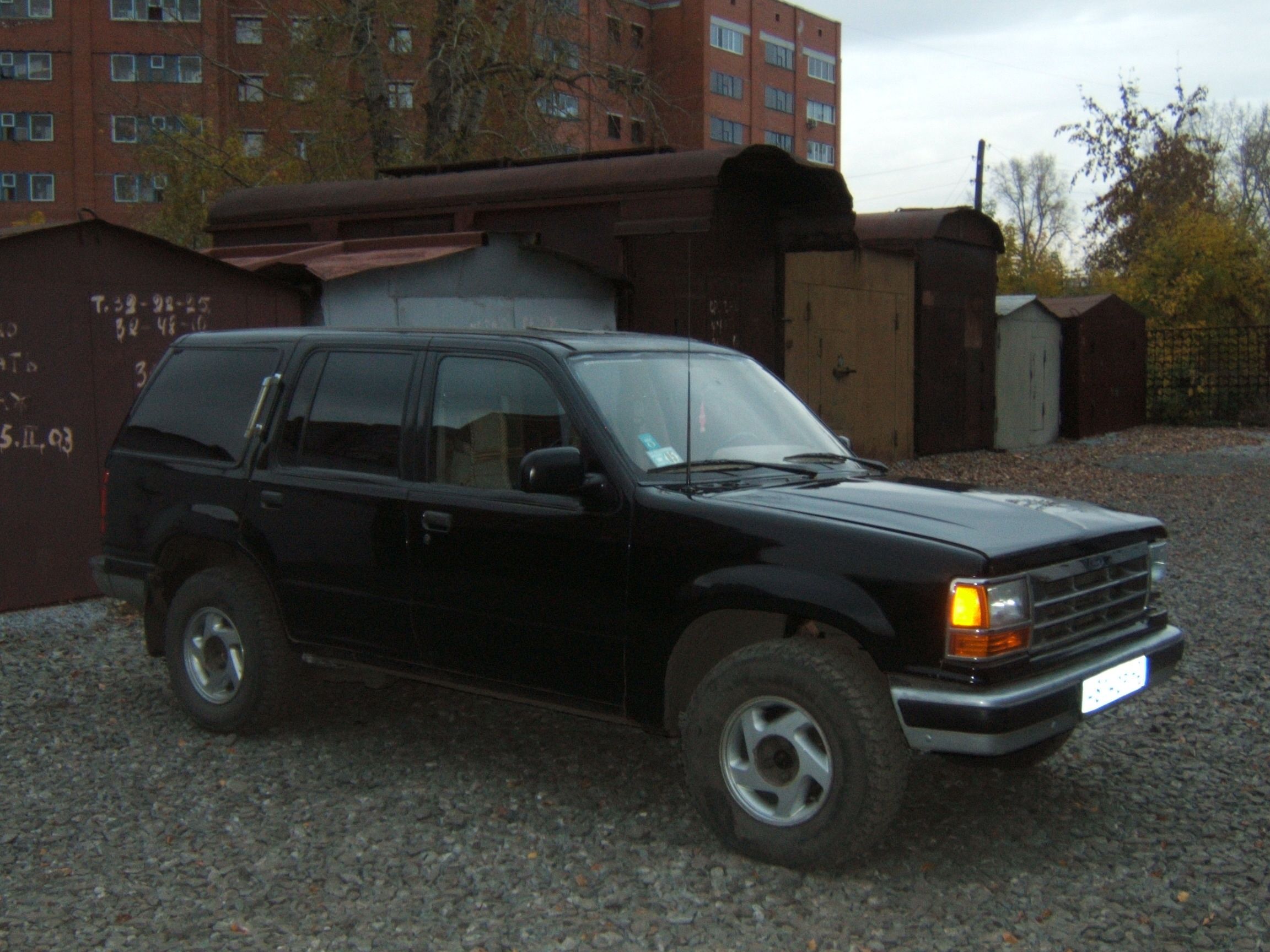 Types Of Oil For Cars >> 1992 FORD Explorer Pictures, 4000cc., Gasoline, FR or RR ...