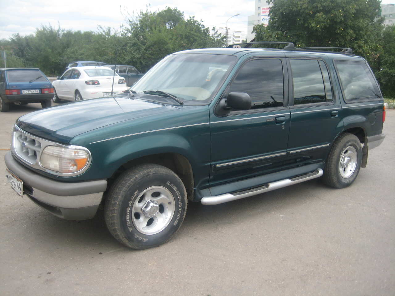 1995 ford explorer specs, engine size 4.0l., fuel type gasoline, drive  wheels 4wd, transmission gearbox automatic  car directory