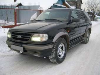 ford explorer pictures