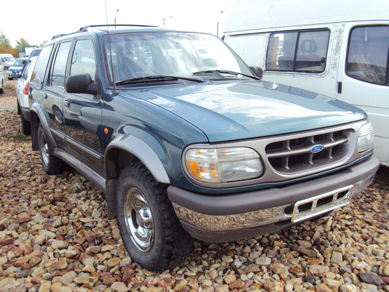 used 1996 ford explorer photos 4000cc gasoline manual for sale. Black Bedroom Furniture Sets. Home Design Ideas