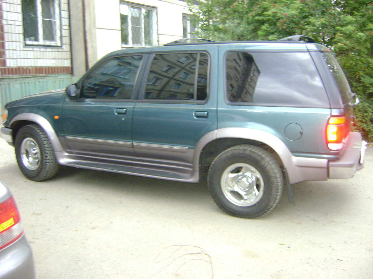 1997 ford explorer photos 4 0 gasoline manual for sale