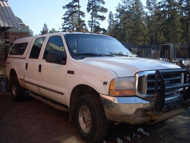 Used 1998 FORD F250 Photos, 5400cc., Gasoline, Manual For Sale