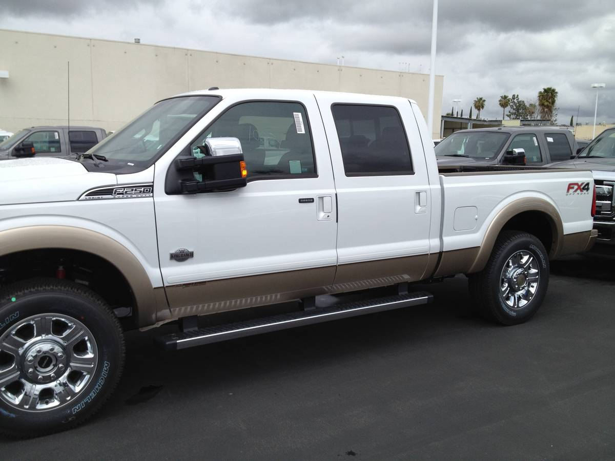 Jaguar Cars For Sale >> 2012 FORD F250 specs, Engine size 6700cm3, Fuel type ...