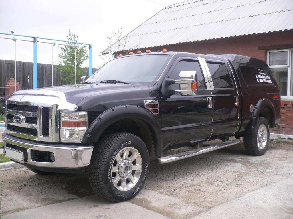 2008 Ford F350 Photos 6 4 Diesel Automatic For Sale