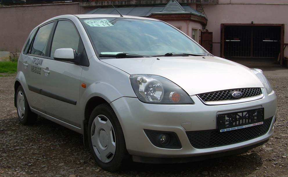 2006 ford fiesta pics 1 6 gasoline ff manual for sale. Black Bedroom Furniture Sets. Home Design Ideas