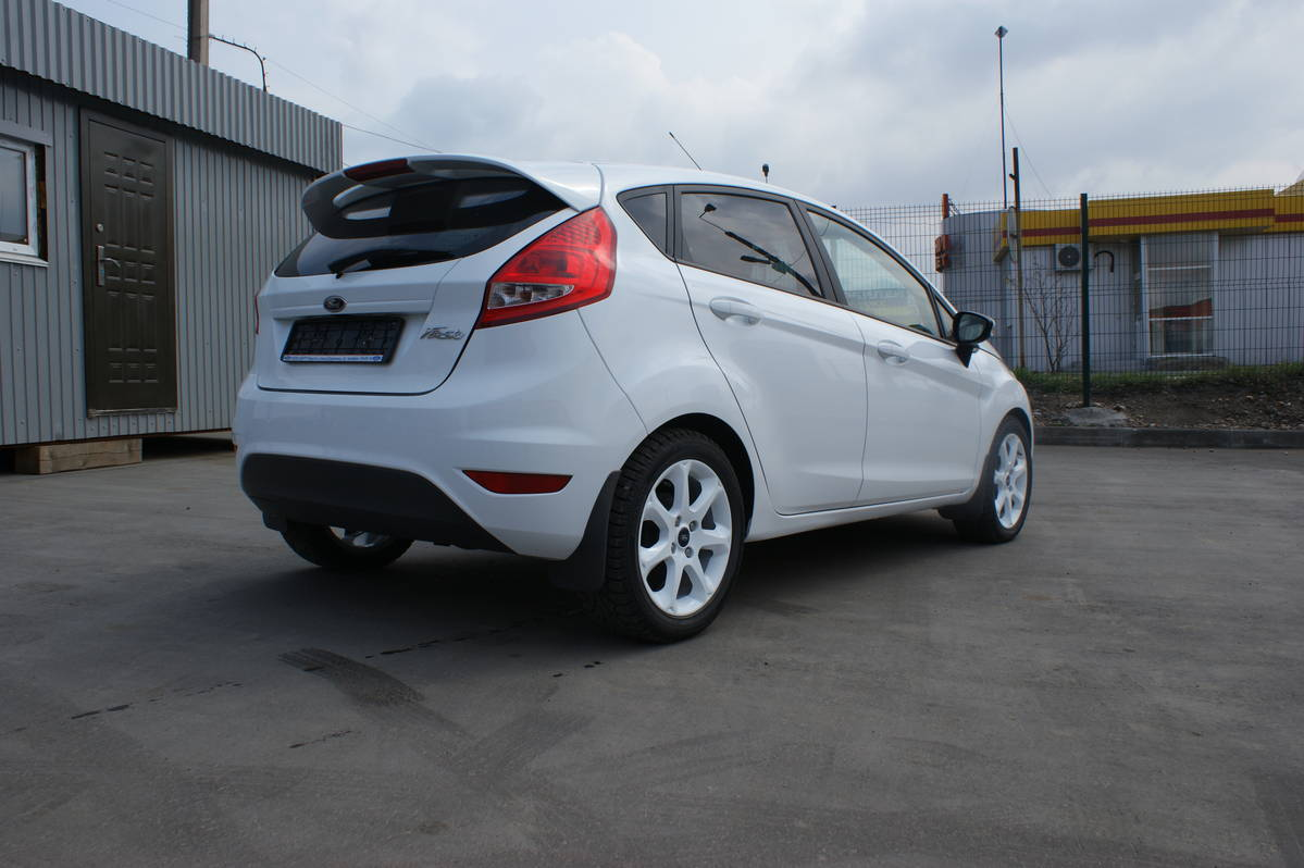 used 2010 ford fiesta photos 1400cc gasoline ff. Black Bedroom Furniture Sets. Home Design Ideas