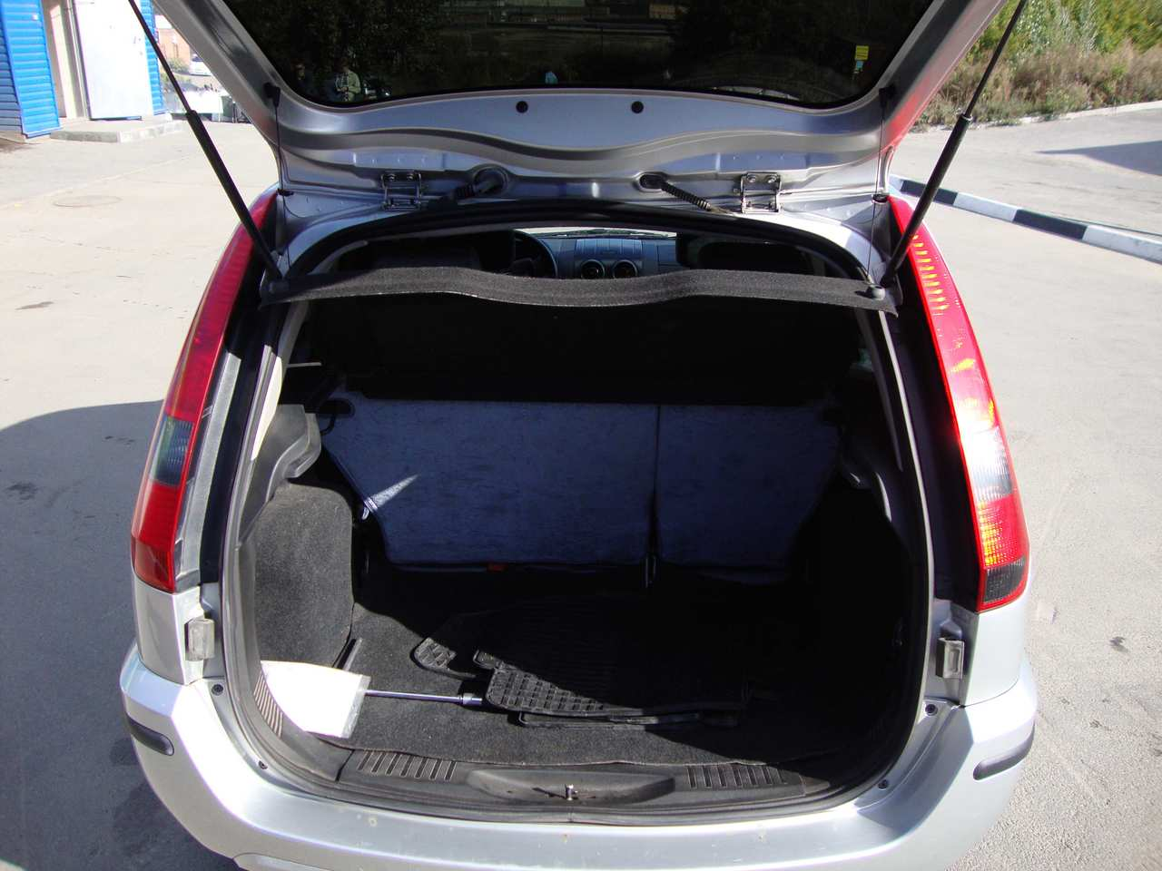 2004 ford fusion for sale 1600cc gasoline ff manual. Black Bedroom Furniture Sets. Home Design Ideas