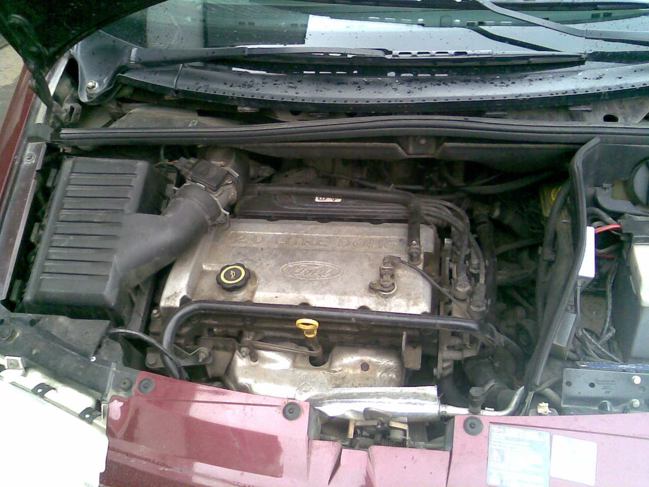 1999 Ford Galaxy Pics 2 0 Gasoline Ff Manual For Sale