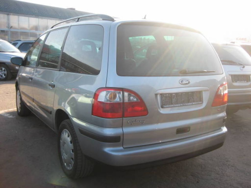 2004 ford galaxy for sale. Black Bedroom Furniture Sets. Home Design Ideas