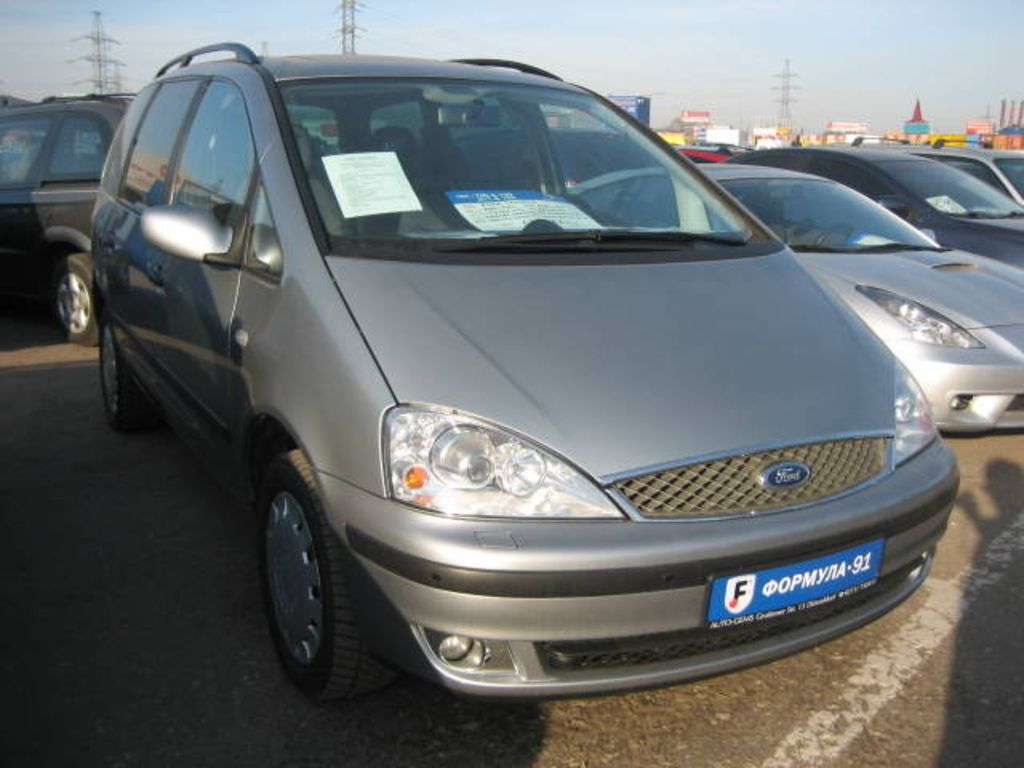 2004 Ford Galaxy For Sale