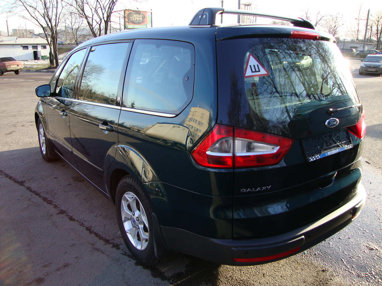 2008 ford galaxy for sale 2 3 gasoline ff automatic for sale. Black Bedroom Furniture Sets. Home Design Ideas