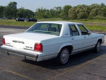 1991 Ford Grand Victoria