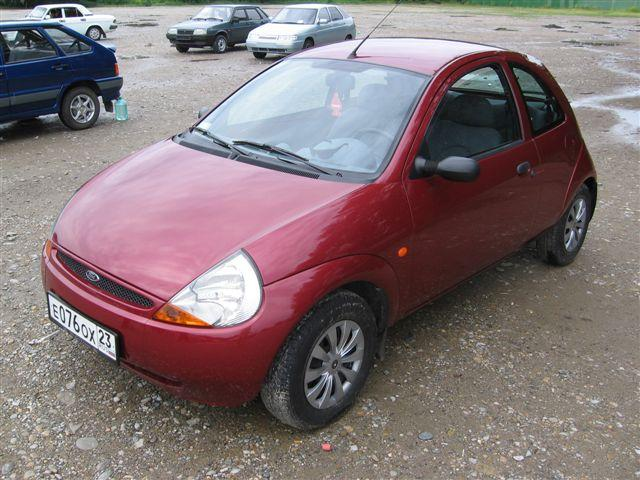 1998 ford ka pics 1 3 gasoline ff manual for sale. Black Bedroom Furniture Sets. Home Design Ideas
