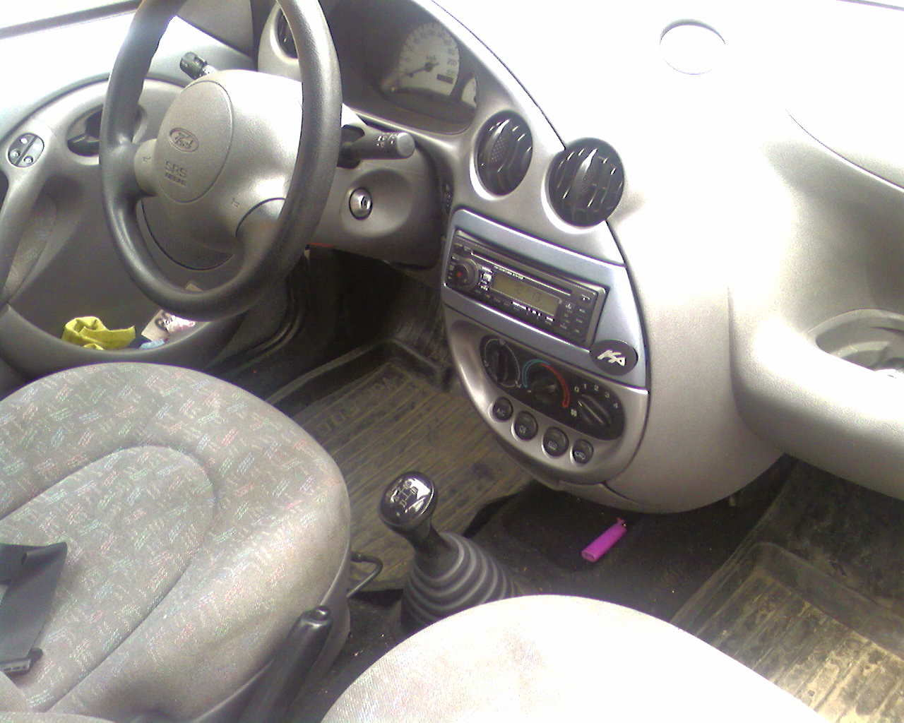2000 Ford Ka Photos 1 3 Gasoline Ff Manual For Sale