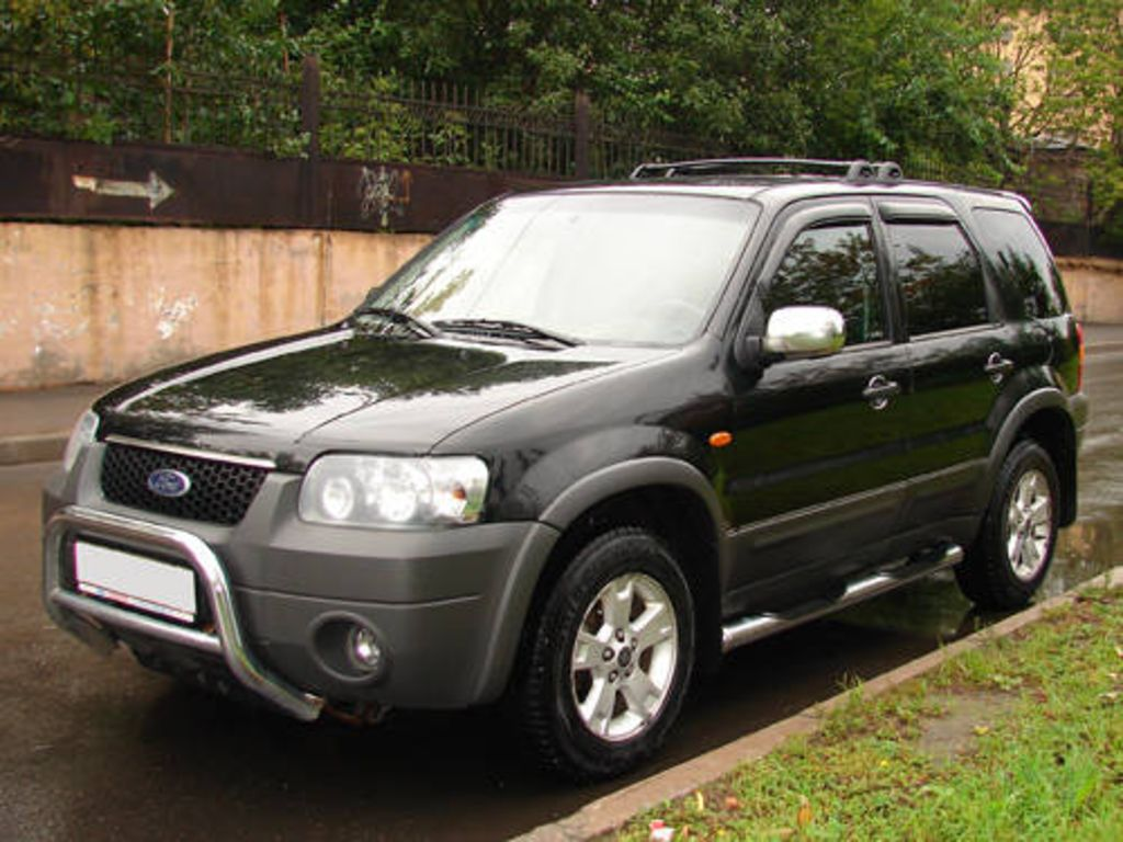 2004 Ford Maverick Pictures