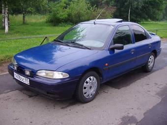 1993 ford mondeo photos 1600cc gasoline ff manual for sale. Black Bedroom Furniture Sets. Home Design Ideas
