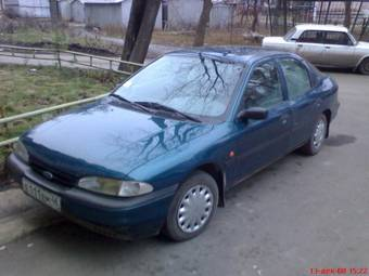 1993 FORD Mondeo For Sale, 1.6, Gasoline, FF, Manual For Sale