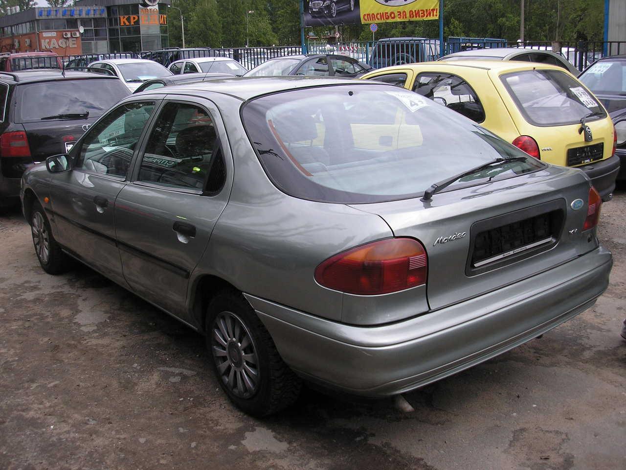 Форд мондео 1994 фото