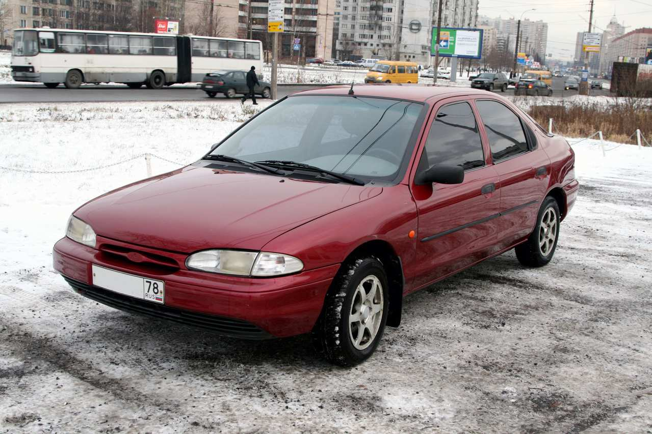 Форд мондео 1996 фото