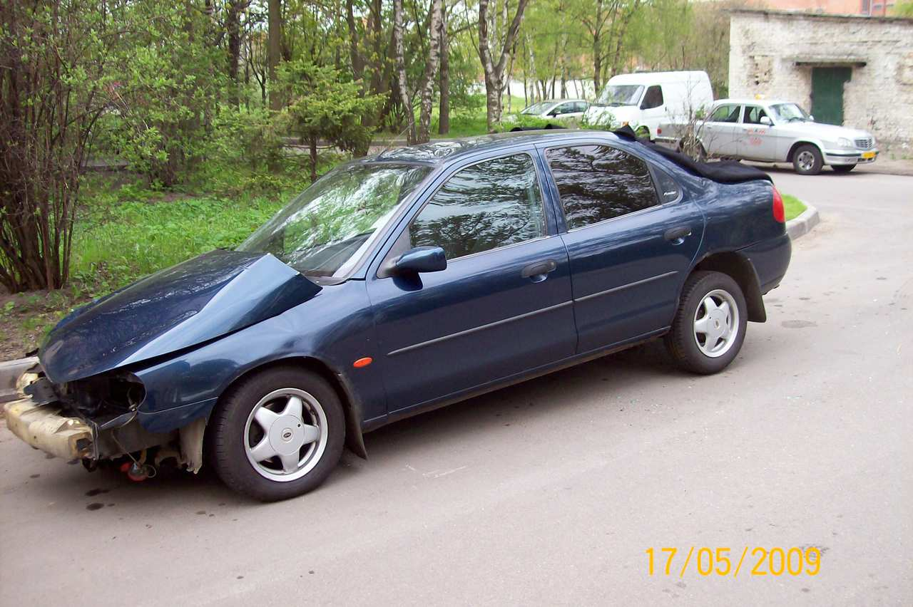 1998 ford mondeo photos 1 6 gasoline ff manual for sale. Black Bedroom Furniture Sets. Home Design Ideas