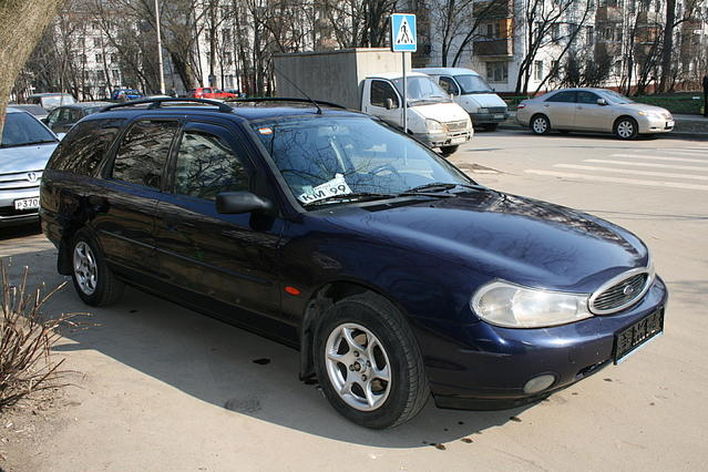 1999 ford mondeo photos 2 0 gasoline ff automatic for sale. Black Bedroom Furniture Sets. Home Design Ideas
