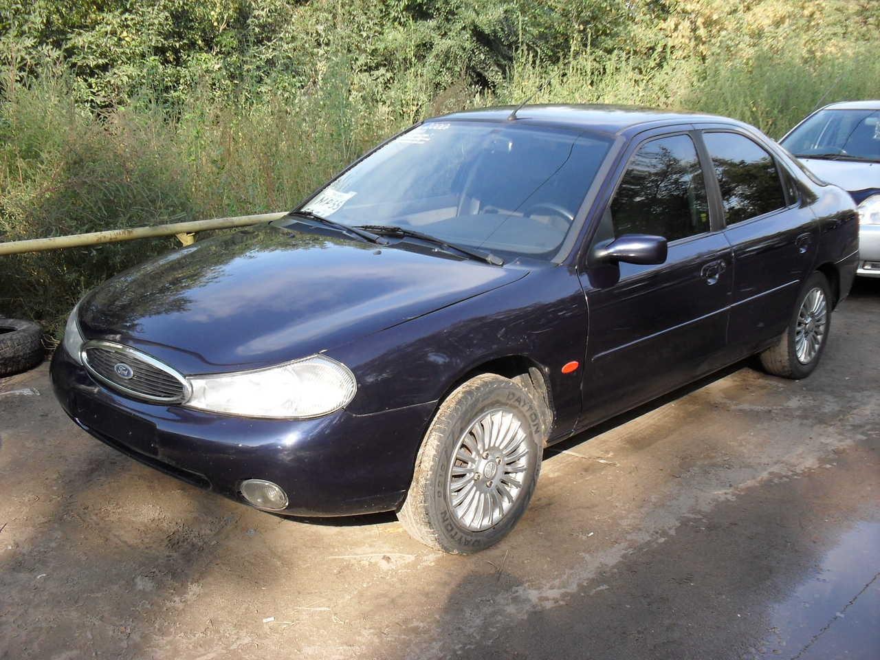 1999 Ford Mondeo Pictures 2500cc Automatic For Sale