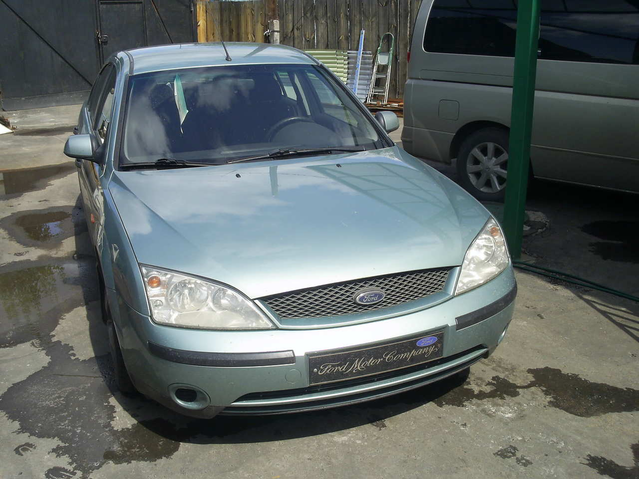 used 2001 ford mondeo photos 1800cc gasoline ff manual for sale. Black Bedroom Furniture Sets. Home Design Ideas