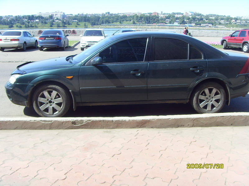 used 2003 ford mondeo photos 2000cc gasoline ff. Black Bedroom Furniture Sets. Home Design Ideas