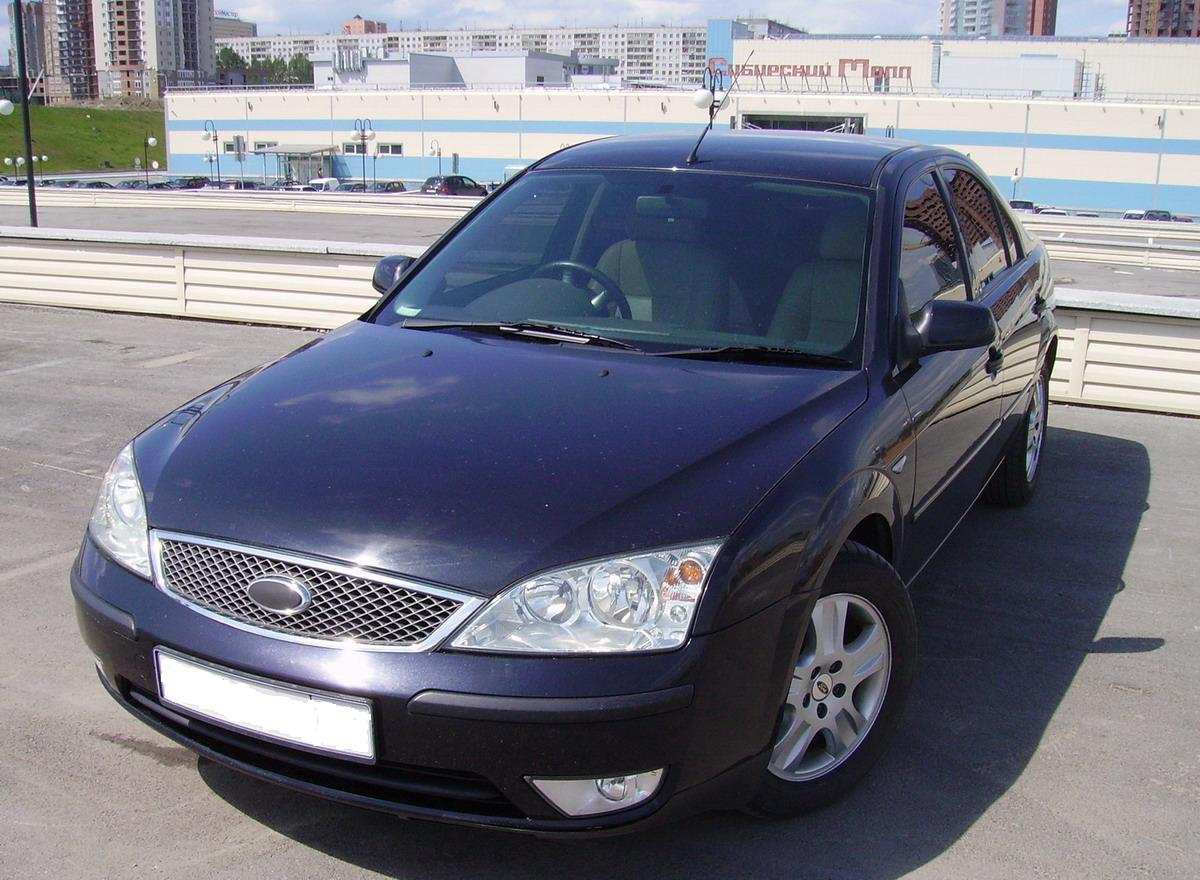 2003 ford mondeo photos 2 0 gasoline automatic for sale. Black Bedroom Furniture Sets. Home Design Ideas