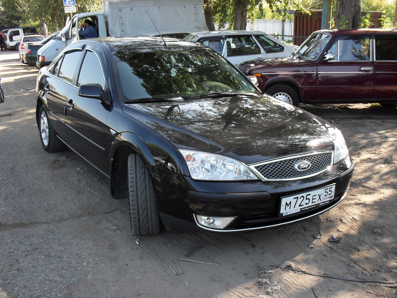 2004 ford mondeo pictures 1800cc for sale. Black Bedroom Furniture Sets. Home Design Ideas