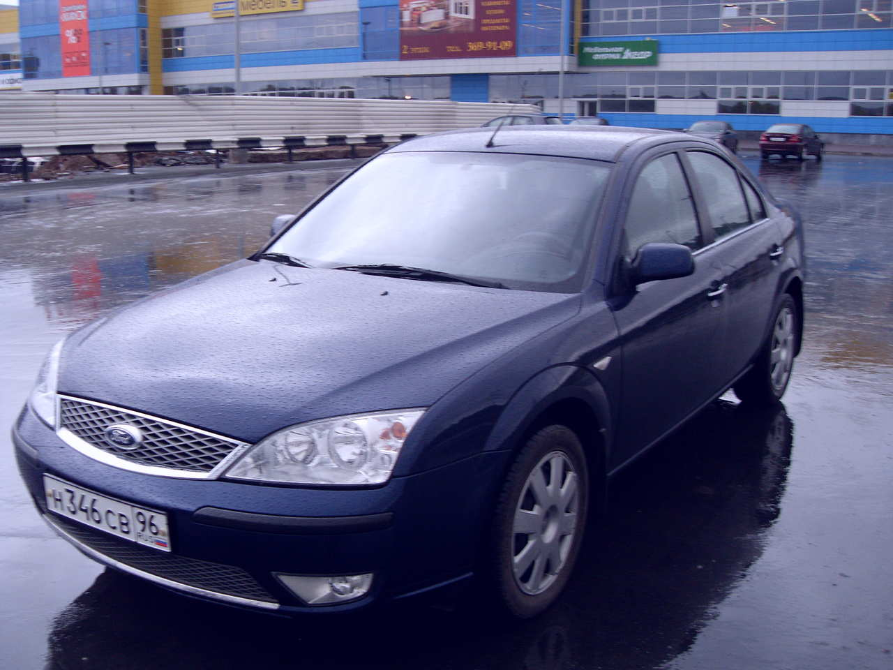 2006 ford mondeo photos 1 8 gasoline ff manual for sale. Black Bedroom Furniture Sets. Home Design Ideas