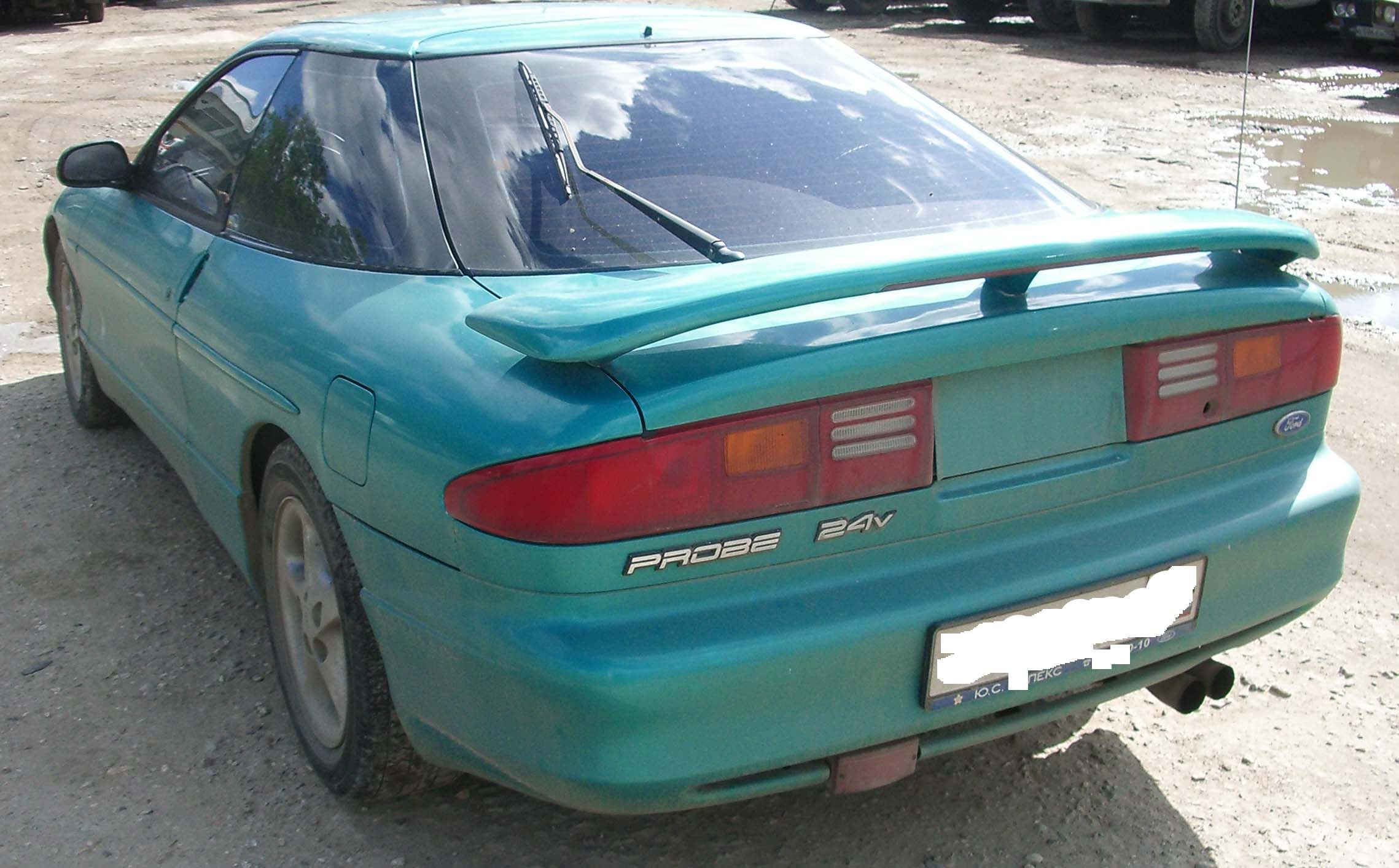 1993 FORD Probe Pictures For Sale