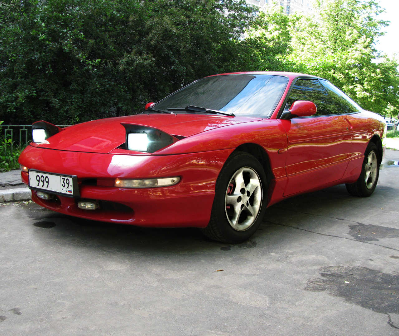 Photo 1 enlarge photo 1280x1080 1997 ford probe photos